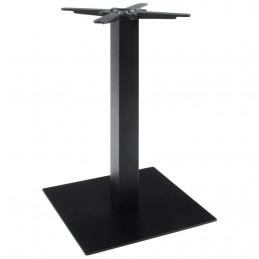 Pied de table 75cm Embasse Careé