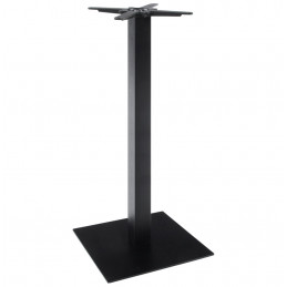 Pied de table 110cm EMBASE CARREE