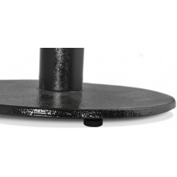 Pied de table Rond Design 110cm Noir