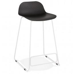 Tabouret de bar design SLADE Mini Noir