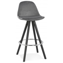 FRANKY MINI 65 Tabouret de bar design Gris