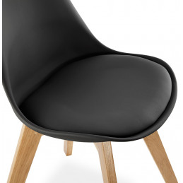 Chaise design TYLIK Noir