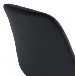 MIKADO Chaise design Noir