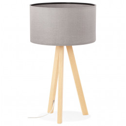 TRIVET MINI Lampe de table Gris