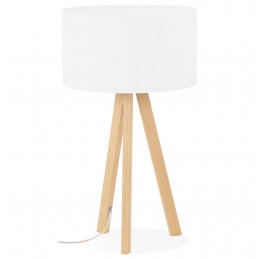 Lampe de table TRIVET Mini Blanc