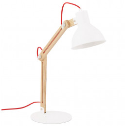 Lampe de table BOT Blanc