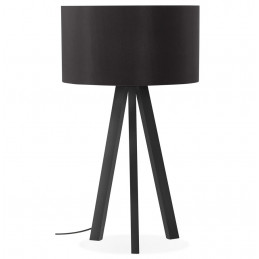 Lampe de table TRIVET MINI Noir