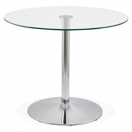 Table diner design Chrome EUKA