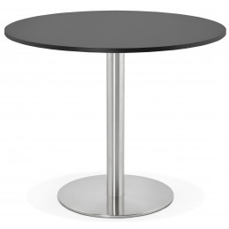 Table diner design Noir GODET