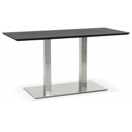 RECTA Table ˆ diner design Noir
