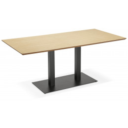 Table diner design Couleur Naturell JAKADIe