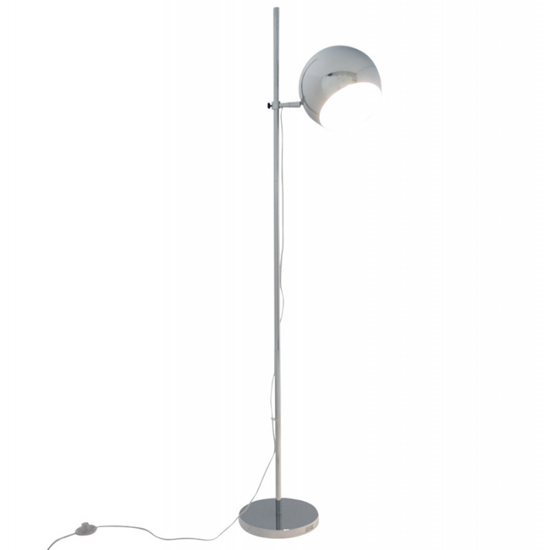 VISION Lampe de sol design Chrome