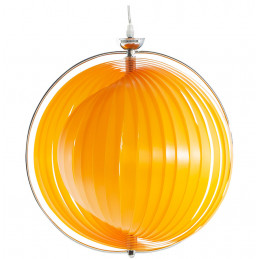 Lampe suspendue design EMILY Orange