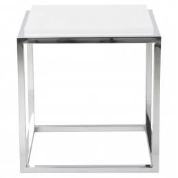 Table Basse Design Kvadra Blanc