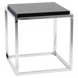 Table basse design Noir KVADRA