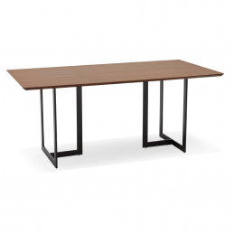 DORR Bureau design Couleur Noyer