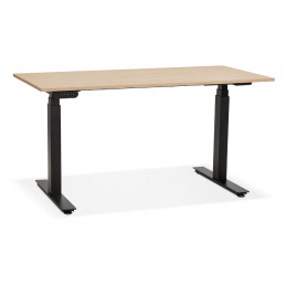 Bureau Design DROIDE Natural 70x140x127 cm