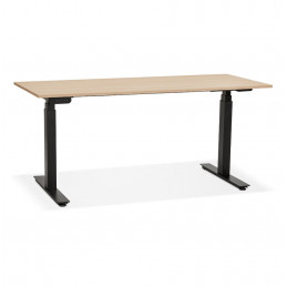 Bureau Design DROIDE Natural 80x160x127 cm